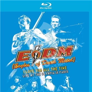 Eagles of Death Metal - Eagles of Death Metal - I love you all the Time: Live at the Olympia in Paris od 19,99 €