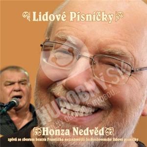 Honza Nedvěd - Lidové písničky od 4,87 €