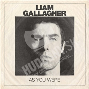 Liam Gallagher - As You Were (Deluxe Edition) od 17,99 €