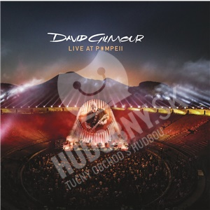 David Gilmour - Live at Pompeii (2CD) od 17,98 €