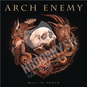 Arch Enemy - Will To Power (Limited Digipack) od 19,59 €