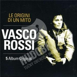 Vasco Rossi - 5 Album Originali (5 CD) od 0 €
