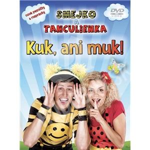Smejko a Tanculienka - Kuk, ani muk! (DVD) od 11,49 €