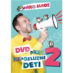 Miro Jaroš - DVD pre (Ne)poslušné Deti 2 od 12,69 €