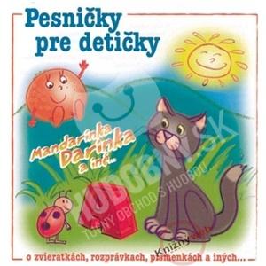 VAR - Pesničky Pre Detičky (Mandarinka Darinka a iné...) od 6,89 €