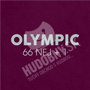 Olympic - 66 Nej+1 (3CD - 1965-2017) od 13,69 €