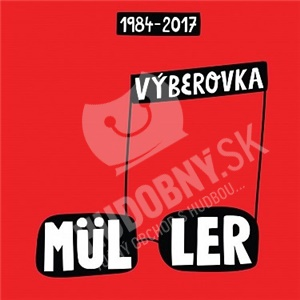 Richard Müller - Výberovka 1984-2017 (2CD) od 14,99 €