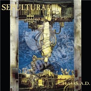 Sepultura - Chaos a.d. (2CD) od 15,99 €
