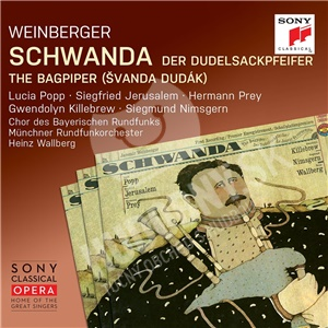Lucia Popp - Schwanda der Dudelsackpfeifer (2CD) od 11,99 €