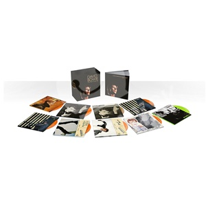 David Bowie - A New Career In A New Town 1977-1982 - Limited (11CD) od 147,99 €