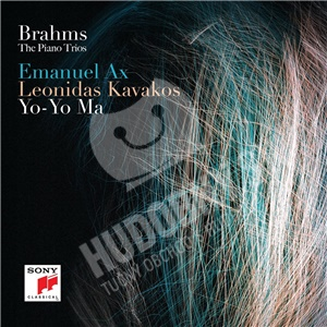 Johannes Brahms - Brahms - The Piano Trios (2CD) od 20,99 €