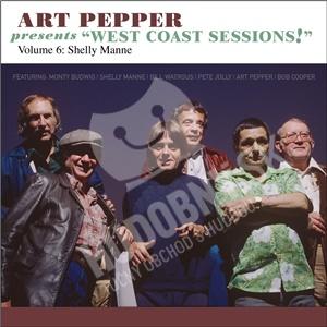 Art Pepper - Art Pepper Presents West Coast Sessions volume 6 - Shelly Manne od 15,99 €