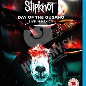 Slipknot - Day Of The Gusano - Live In Mexico (Bluray) od 20,99 €