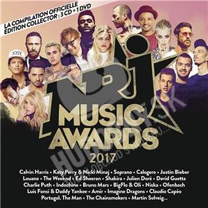 Diverse Pop - Nrj Music Awards 2017 (CD+DVD) od 29,99 €