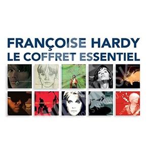 Francoise Hardy - Coffret Essentiel (10CD) od 40,59 €