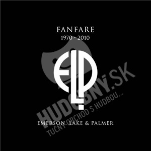 Emerson Lake & Palmer - Fanfare 1970-1997 (Deluxe Box Set - 22CD) od 177,99 €