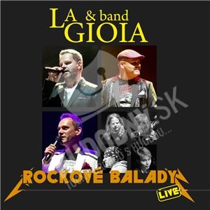 La Gioia  & Band - Rockové balady (Live) od 10,59 €