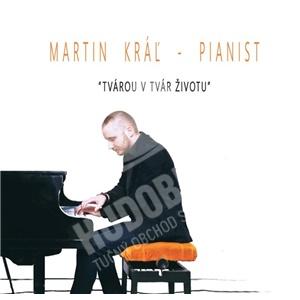 """Martin Kráľ - Pianist - """"Tvárou tvár životu"""" od 11,59 €"""