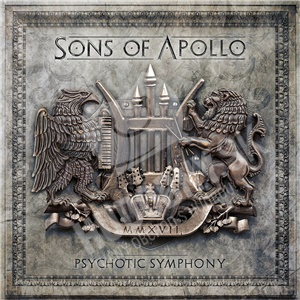 Sons of Apollo - Psychotic Symphony (2CD Limited edition) od 20,99 €