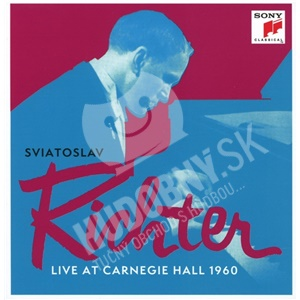 Sviatoslav Richter - Sviatoslav Richter Live at Carnegie Hall  (13CD) od 35,99 €