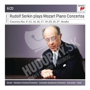 Rudolf Serkin - Rudolf Serkin Plays Mozart Piano Concertos (6CD) od 23,99 €