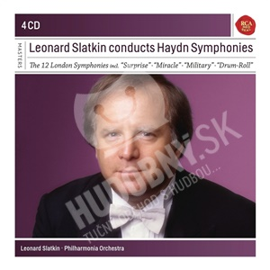 Leonard Slatkin Conducts Haydn Symphonies (4CD)