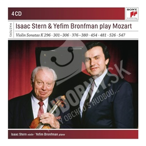 Isaac Stern - Stern and Bronfman Play Violin Concertos (4CD) od 14,99 €