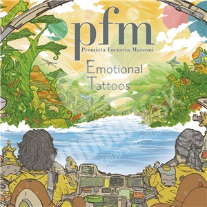 Premiata Forneria Marconi - Emotional Tattoos (Special Edition 2CD) od 19,69 €