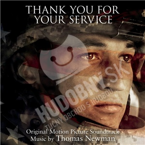 OST - Thank You for Your Service (Original Motion Picture soundtrack) od 16,59 €