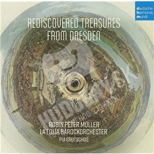 La Folia Barockorchester - Rediscovered Treasures from Dresden od 13,69 €