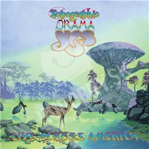 Yes - Topographic Drama-Live Across America (2CD) od 17,99 €