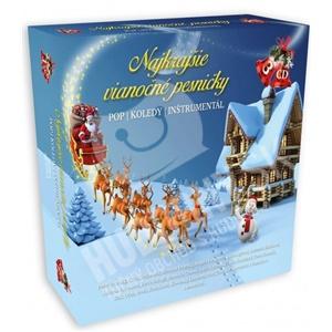 VAR - Najkrajšie vianočné pesničky (3CD) od 11,69 €