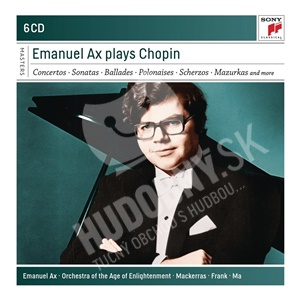Emanuel Ax - Emanuel Ax Plays Chopin (6CD) od 20,99 €