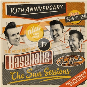 The Baseballs - The Sun Sessions (3CD) od 36,59 €