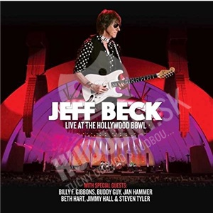 Jeff Beck - Live at the Hollywood Bowl (DVD+2CD) od 25,59 €