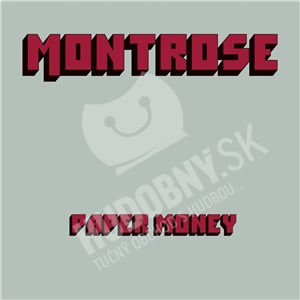 Montrose - Paper Money (Deluxe Edition 2CD) od 17,99 €