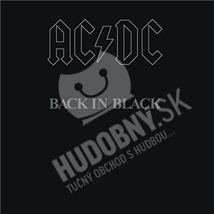 AC/DC - Back in Black (Vinyl) od 14,99 €