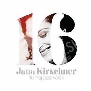 Jana Kirschner - 16 Naj Pesničiek (2x Vinyl) od 24,99 €