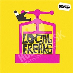 Sugarmen - Local Freaks od 14,59 €