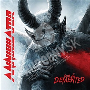 Annihilator - For the Demented (Digipack) od 15,99 €