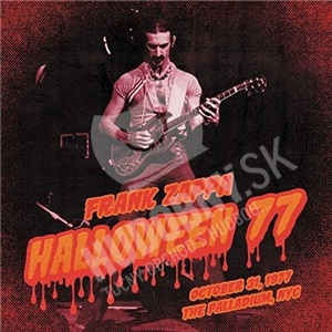 Frank Zappa - Halloween night 77 (3CD) od 31,99 €