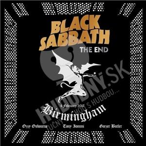 Black Sabbath - The End (Live in Birmingham 2CD) od 14,99 €
