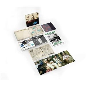 Eagles - Hotel California (3CD - 40th anniversary deluxe edition CD+Bluray) od 99,99 €