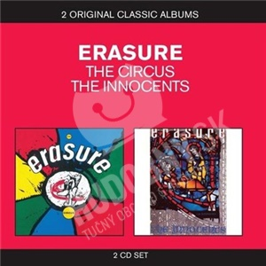 Erasure - The Circus/The Innocents (2 CD) od 59,99 €