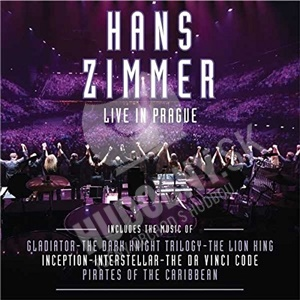 Hans Zimmer - Live in Prague (2CD) od 14,99 €