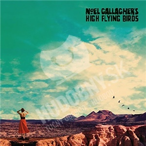 Noel Gallagher's High Flying Birds - Who Built the Moon? (Deluxe) od 20,59 €