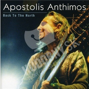 Apostolis Anthimos - Black to the North od 11,29 €