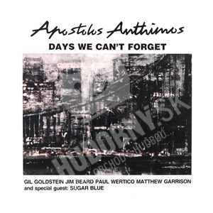 Apostolis Anthimos - Days We Can't Forget od 11,29 €