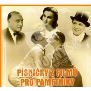VAR - Písničky z filmů pro pamětníky (Pražský swingový orchestr) od 3,89 €