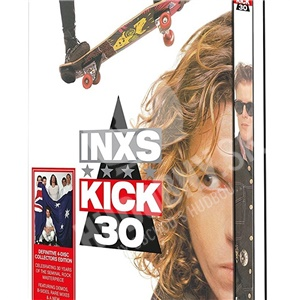 INXS - Kick 30 (Limited deluxe 3CD+BluRay) od 43,99 €